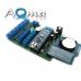 Płyta AQmaB Doser Six DIY KIT, umożliwia sterowanie sześcioma urządzeniami na prąd stały (max 30V, 1A).