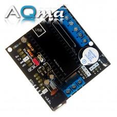 Płyta uruchomieniowa AQmaBoard Plus do Arduino Nano, obsadzona elementami