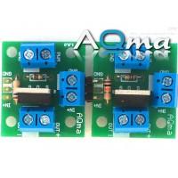 """AQmaB IRF DIY KIT do obsługi taśm LED, wentylatorów, pomp perystaltycznych, lub wykorzystywana  jako """"przekaźnik"""" dla prądu stałego."""