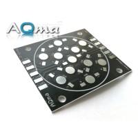 AQma F-Grow, płyta na aluminiowym podłożu do montażu 5-kanałowego (11 diod)  panelu LED.