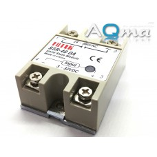 Przekaźnik SSR, półprzewodnikowy 40 A  (230 V)